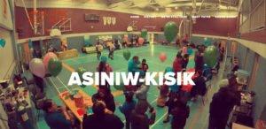 Asiniw Kisik school