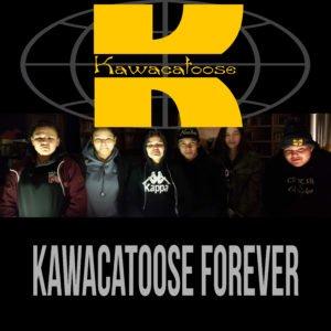 kawacatoose forever-sticker