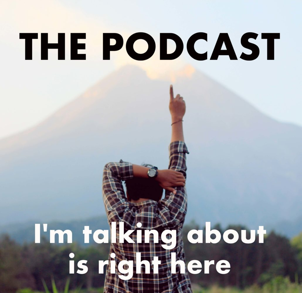 The Podcast is up here!