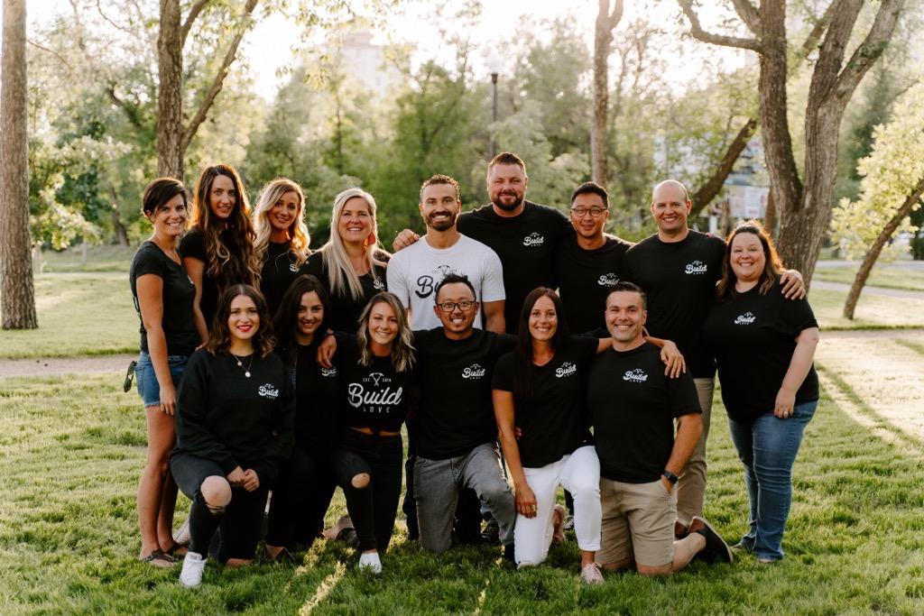Build Love Team 2019