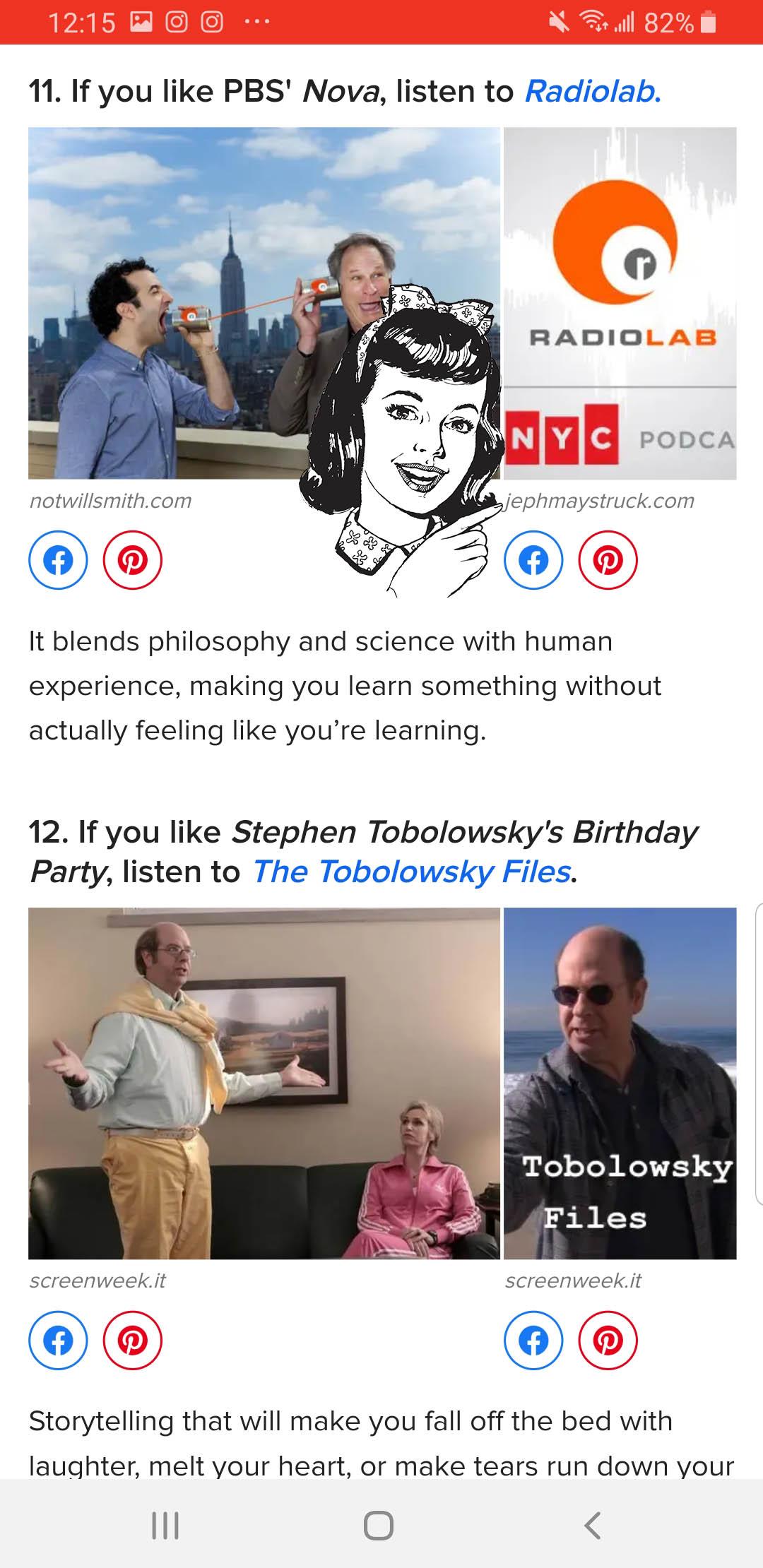 Screenshot Buzzfeed